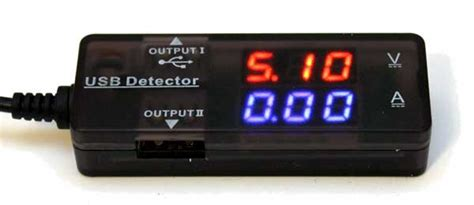 Usb Detector the portable led usb multimeter that you didn t you