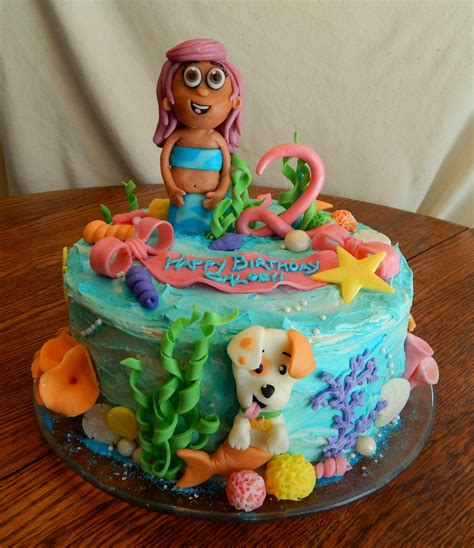 Guppies Cake Decorations by Guppies Cake Cakecentral