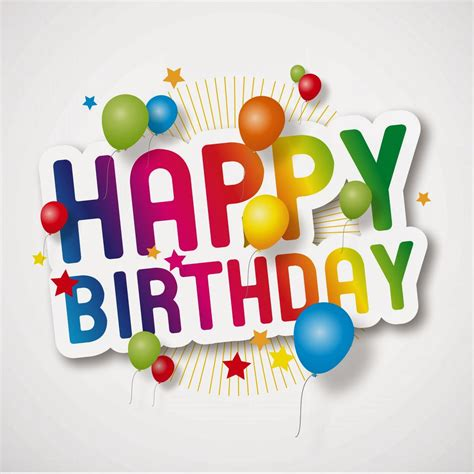 ImagesList.com: Happy Birthday with Letters, part 4