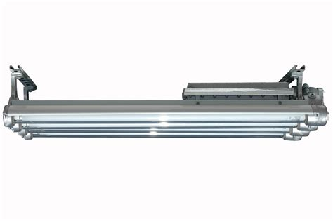 Uvc Light Fixtures 160 Watt Explosion Proof Uv Fluorescent Light Fixture Released By Larson Electronics