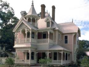 Victorian Queen Anne House Plans by Letters From The Shore A Pink Holiday