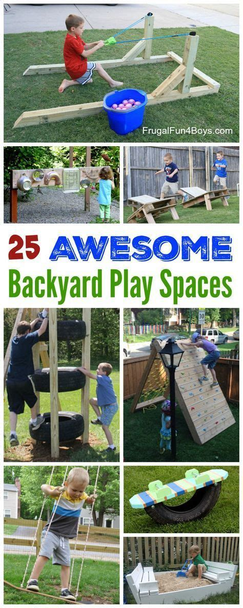 best backyard play structures 25 unique homemade outdoor games ideas on pinterest