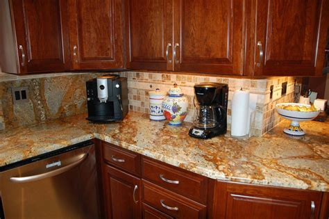 Commercial Kitchen Designs by Golden Crystal Granite Installed Design Photos And Reviews