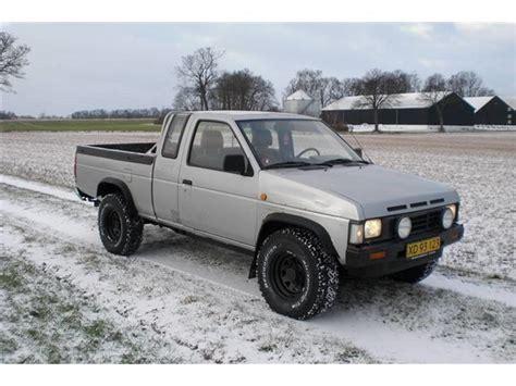nissan king cab d21 turbo i c 1991 fantastisk bil til