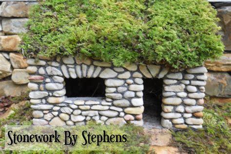 Cottage Style Houses Miniature Stone Houses Stoneworkbystephens