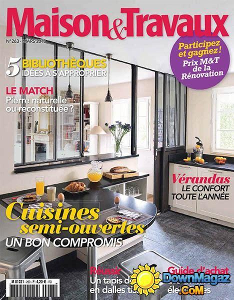 Magazine Maison Et Travaux 1641 by Maison Travaux Mars 2015 No 263 187 Pdf