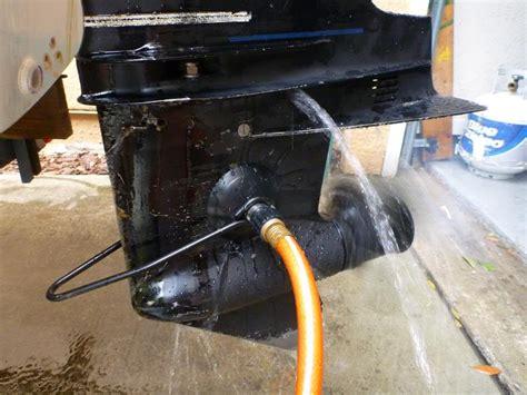 mercury outboard motor overheating overheating alarm on 1988 mercury 45hp pro fifty already
