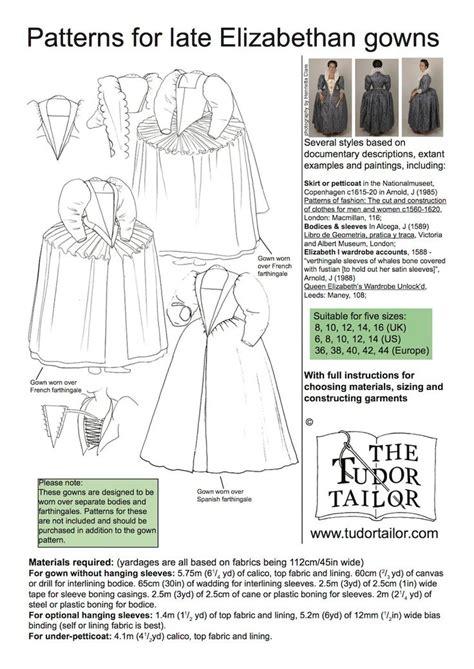 Wedding Attire During Elizabethan Era by Best 25 Elizabethan Dress Ideas On
