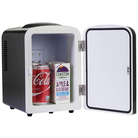 Chiller Freezer Mini iceq 4 litre mini fridge black