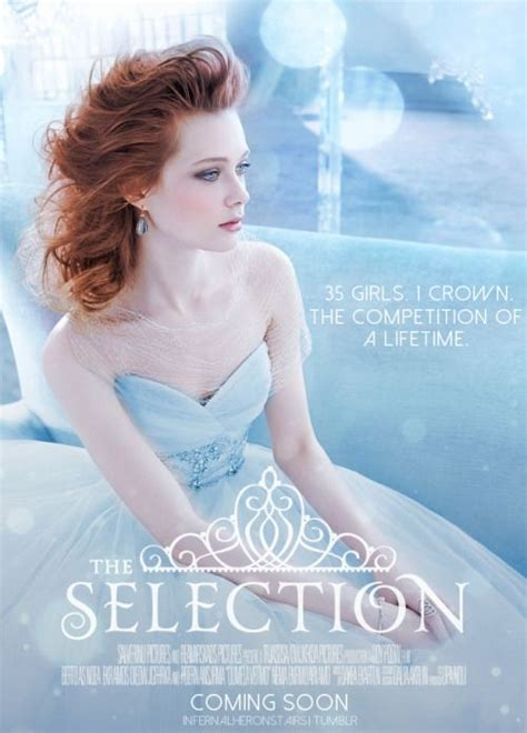 0007587090 the selection the selection infernalheronstairs fanmade movie poster for the