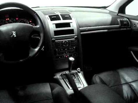 peugeot 407 interior peugeot 407 sw interior 2