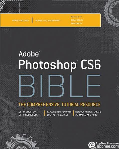 photoshop tutorial book pdf free download adobe photoshop cs6 bible color page hd pdf