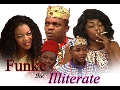 film blue nigeria youtube funke the illiterate nigeria nollywood movie 2014 youtube