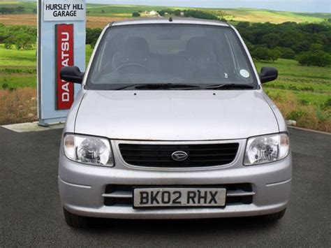 compare daihatsu cuore and nissan micra which is better