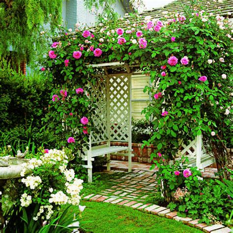 rose trellis plans clever ways to add space with creative vertical gardens