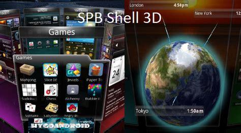 spb shell 3d apk spb shell 3d v1 6 4 hygo android