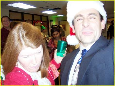 full sized photo of the office season 2 christmas party 19