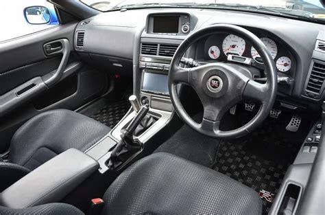 nissan r34 interior 2002 r34 gtr vspec 2 nur with z tune bodykit prestige