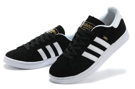 adidas originals cus ii shoes black white