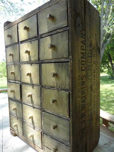 Primitive Apothecary Cabinet by 1000 Images About Watkins On Advertising