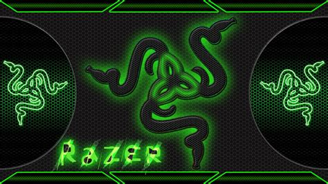 green wallpaper video games razer desktop backgrounds wallpaper cave