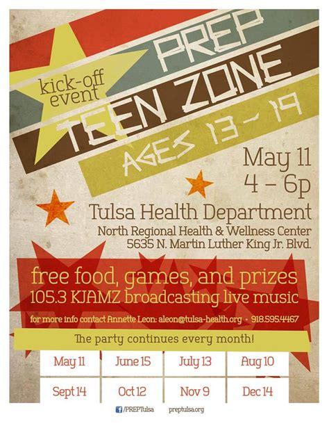 prep zone tulsa health department