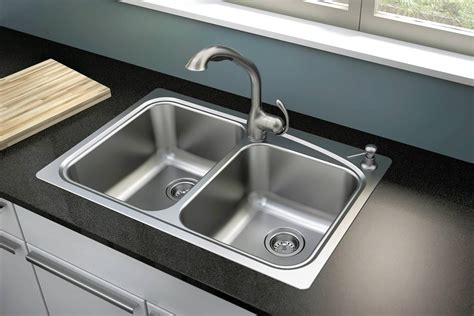 Kitchen Faucet Plumbing Wshg Net Everything And The Kitchen Sink Plumbing