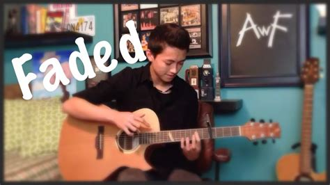 alan walker guitar hero alan walker faded cover fingerstyle guitar youtube