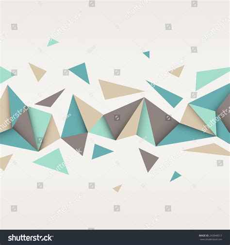 vector illustration layout vector background illustration abstract texture triangles
