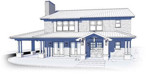 home design education technical house drawing