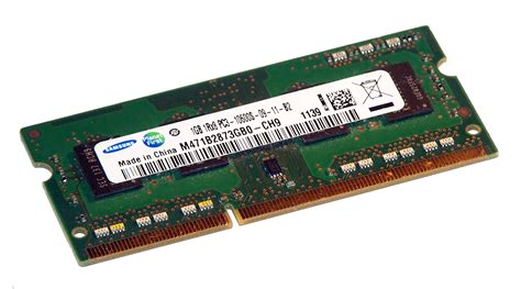 Ram Memory 1 Gb Ddr3 Pc3 10600 Sodimm Merk Hynix Oem Copotan Laptop samsung m471b2873gb0 ch9 1gb ddr3 pc3 10600s 1333mhz so