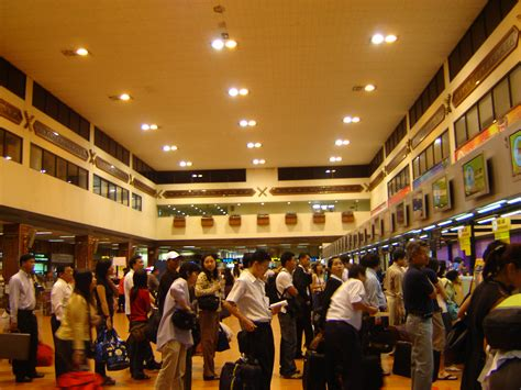 Don Muang Airport In Bangkok To Re Open To International Flights by Don Mueang International Airport