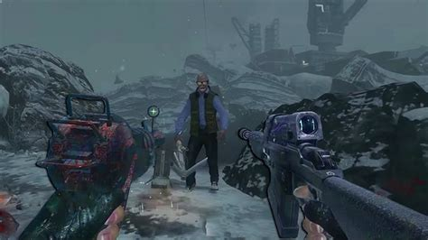 Dead Calling zombies gun mod call of the dead call of duty