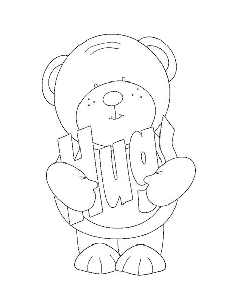 bear hug coloring pages two people hugging colouring pages