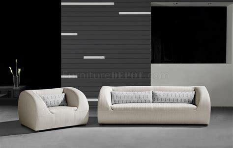 Beige Sofa Living Room Beige Fabric Modern Living Room Sofa W Optional Chairs