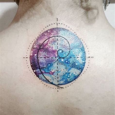 tattoo placement circle m 225 s de 25 ideas incre 237 bles sobre fibonacci circle en