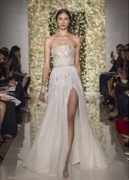 Project Catwalk 2 Wedding Dresses And The Three by Wedding Dress Runway Looks For Fall 2015 Fashion