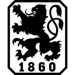 Logotype of german football club munchen 1860 in vector format