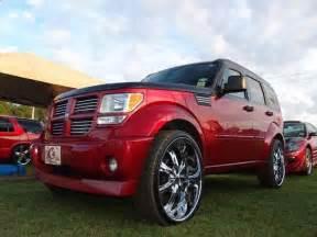 Dodge Nitro Custom Dodge Nitro 2011 With Rims 2011 Dodge Nitro Heat Custom