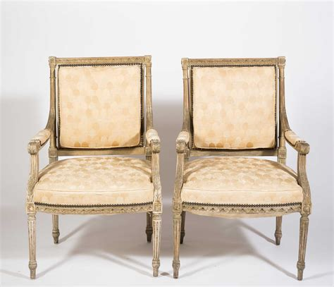 french style armchairs two pair of french style armchairs