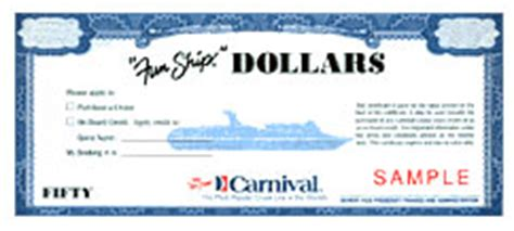 Carnival Cruise Gift Cards Discount - carnival cruise fun points credit card detland com