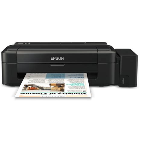 Printer Epson L310 Makassar Epson L310 A4 Colour Inkjet Printer