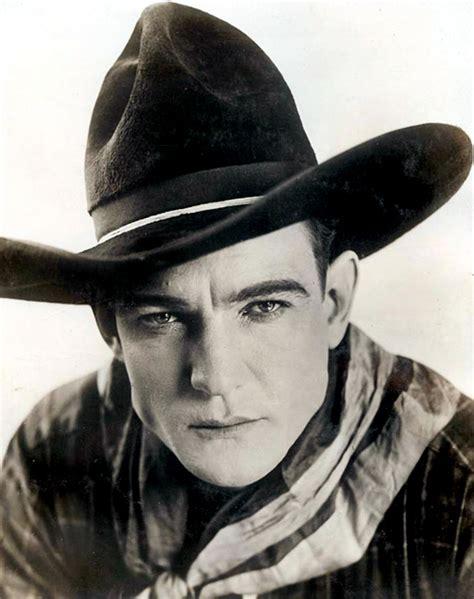 film star cowboys buck jones silent and sound movie actor notably westerns