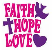 You Can Use These Faith Cliparts For Your Website Blog Or Share Them