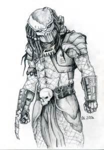 13 images predator xenomorph pencil drawings science fiction
