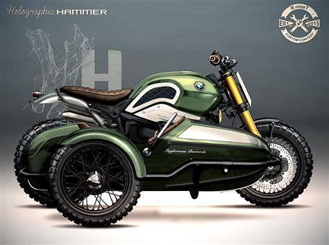 Motorrad Custom by Bmw R Nine T Custom Echap 233 E Kettenritzel Cc