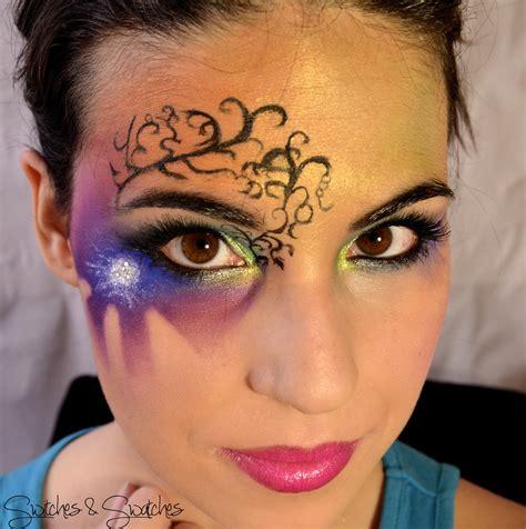 imagenes de ojos fantasia maquillaje de fantas 237 a de la naturaleza