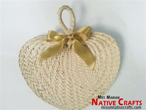 Native Wedding Giveaways - medium buri palm leaf fan wedding favors palm leaf wholesale