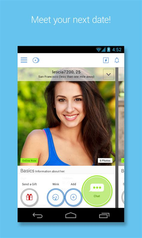 Play Store Zoosk Zoosk 1 Dating App Android Apps On Play