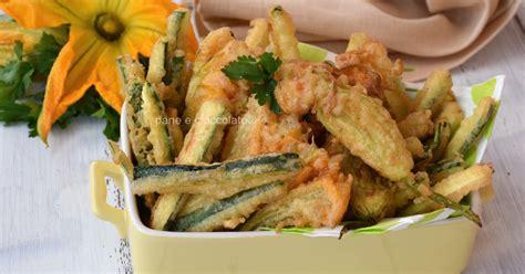 pastella leggera per fiori di zucca zucchine in pastella con pastella leggera ricetta segreta